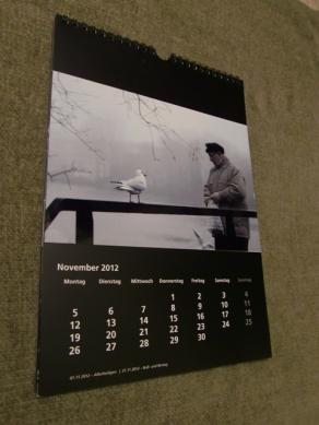 Calendario Walters 2012 novembre (leggi intera descr. cliccando la foto!)
