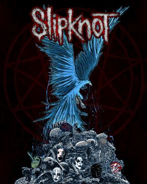 Slipknot Poster Competition