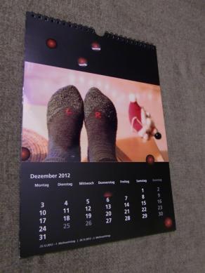 Calendario Walters 2012 dicembre (leggi intera descr. cliccando la foto!)