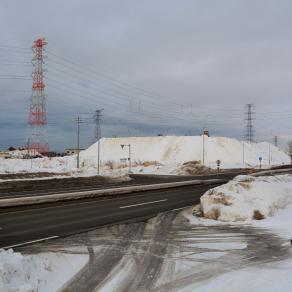 Snow Dumping Site