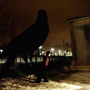 Le jardin des corbeaux