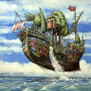 """""""non credere a chi ti dice che non esistono isole sconosciute.....ogni uomo è un'isola...."""" - STUDIO"""