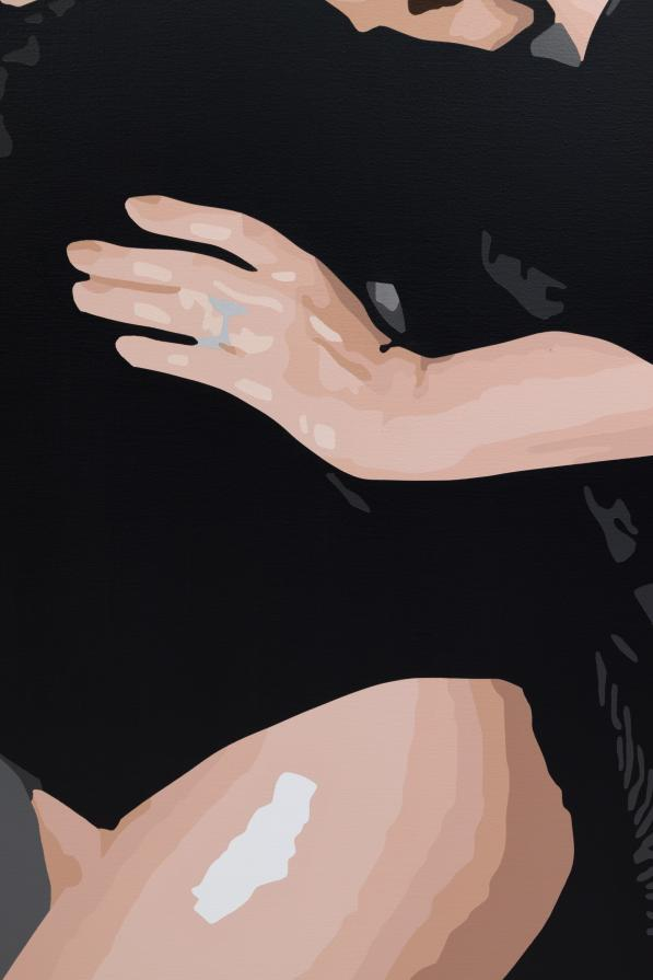 Pancione (Detail)