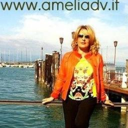 ANNA AMELIA  DEL VECCHIO