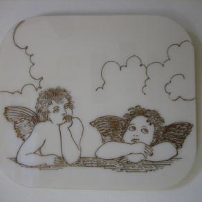 I ANGELI DI RAFFAELLO SANZIO