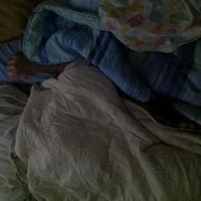 Acrobatic Sleep #8