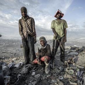 'The ReCyclers of Port-Au-Prince'.