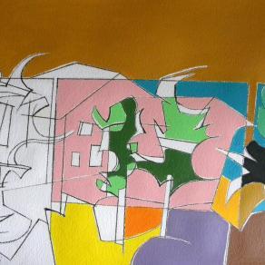 Paesaggio metafisico / Metaphysical landscape