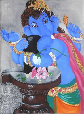piccolo Ganesh
