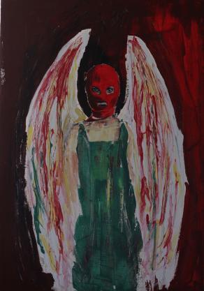 With Bleeding Wings