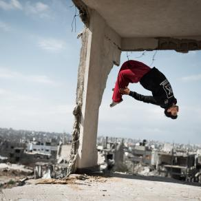 The Free Runners of Gaza