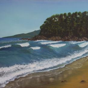 Okinohama beach