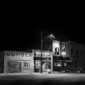 Silver Sage Saloon, Shoshoni, Wyoming, 2012