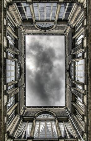 Frame of windows