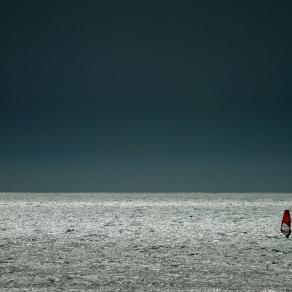 Alone together with the Ocean