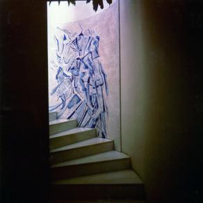 Nu descendant un escalier, Celeste!