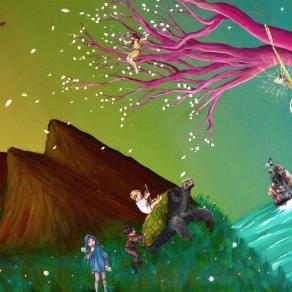 Sogno sull'isola di Pan