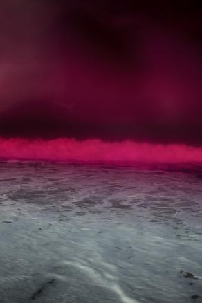 Bloody sea