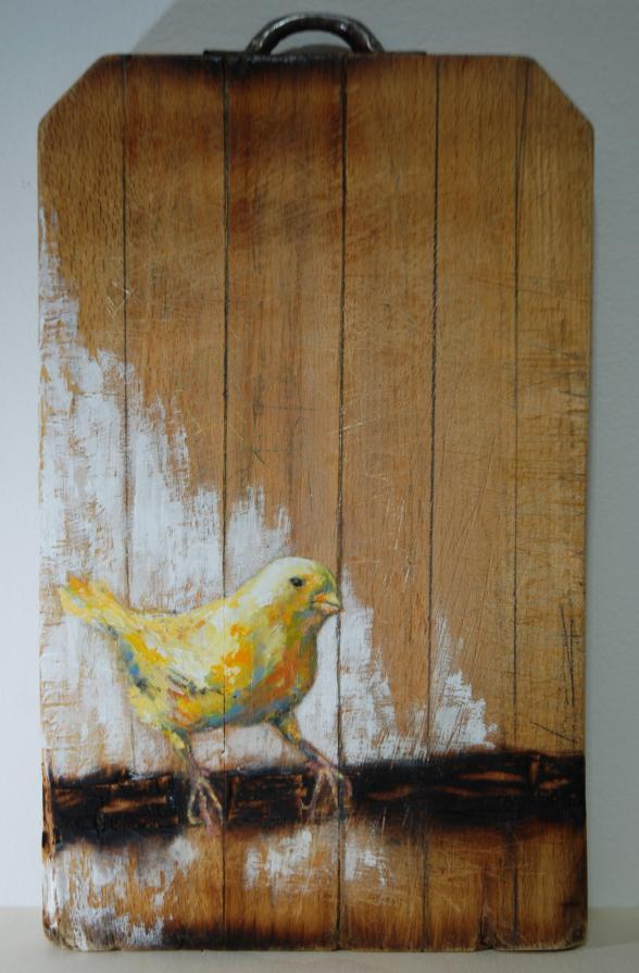 L'uccellino in gabbia o canta per amore o canta per rabbia