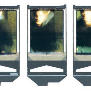 triptych, selfportrait