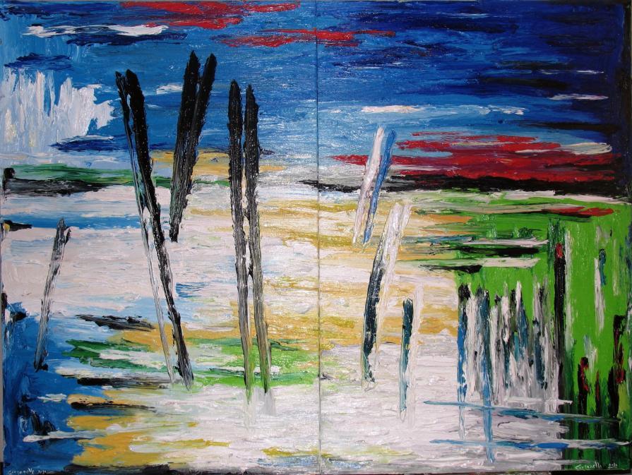 Abstract # 150+151  ( Esclamazioni di gioia e di dolore della natura)