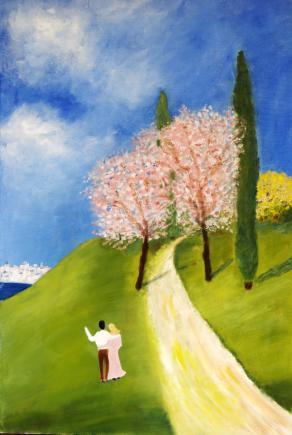 Lago di Garda, la primavera