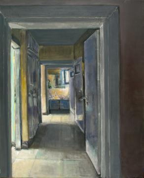 Corridoio degli armadi