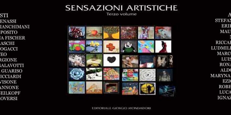 Show Artistic Sensations and third volume. Giorgio Mondadori presentation by Francesca Bogliolo
