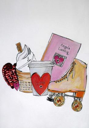 Angela's List Illustration