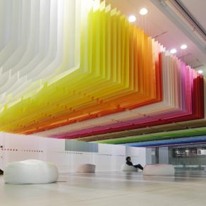 100 colors no.1 / Shinjuku Mitsui Building
