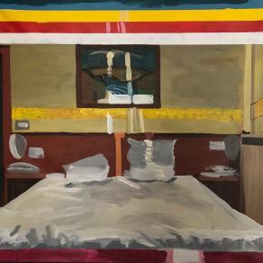 Hotelroom in Genova