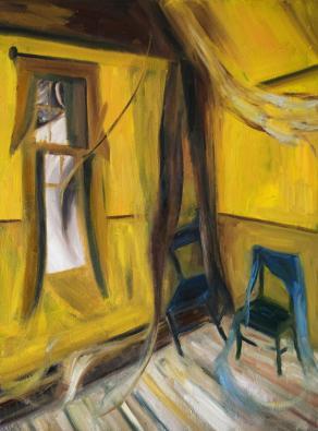 Rendezvous in yellow room