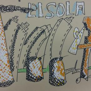 "Francesco Magli - Serie ""Isola"" - 2009 Opera 111"