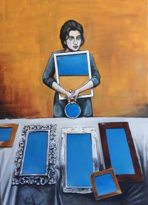 La signora degli specchi