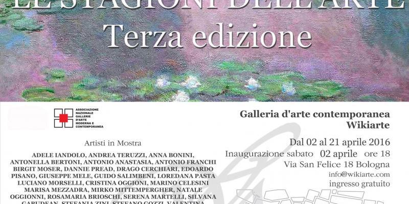 The exhibition in the Art Seasons third edition - presents Giorgio Grasso