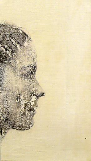 Soulprint series /detail/ - Bíbor