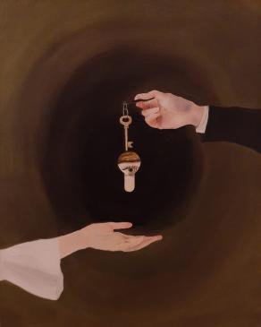 """""""Nell'occhio della serratura"""""""