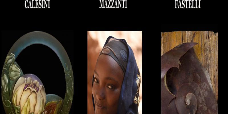Inauguration Calesini, Mazzanti, Fastelli