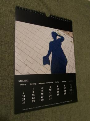 Calendario Walters 2012 maggio (leggi intera descr. cliccando la foto!)