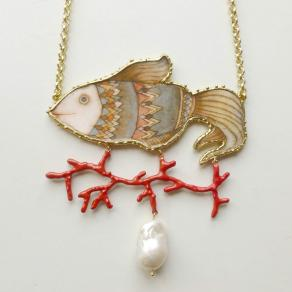 Pesce vestito