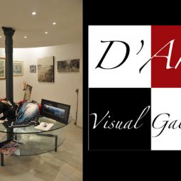 D'Art  Visual Gallery