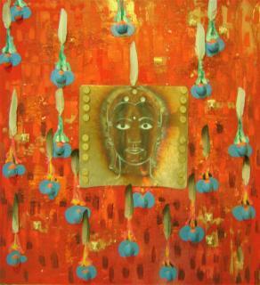 L'arrivo dei 1000 Buddha.
