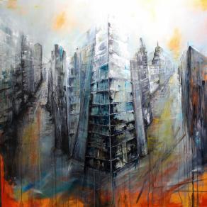 Architetture Liquide 6 - Serie Metropolis