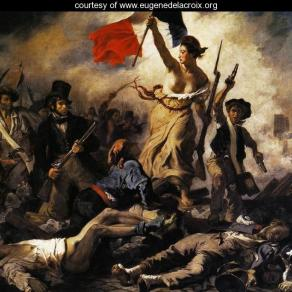 Liberty Leading the People (28th July 1830) 1830