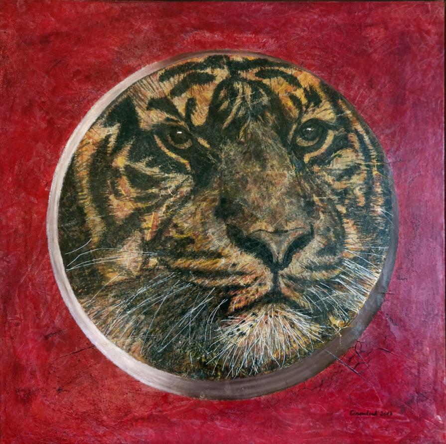 Dangerous Beauties - Tiger