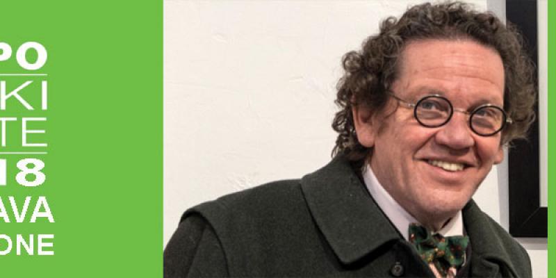 Expo Bologna 2018 VIII edition presides Prof. Philippe Daverio