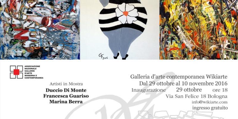 Show DI Monte Duccio staff, Francesca Guariso, Marina Berra presents Alberto Gross