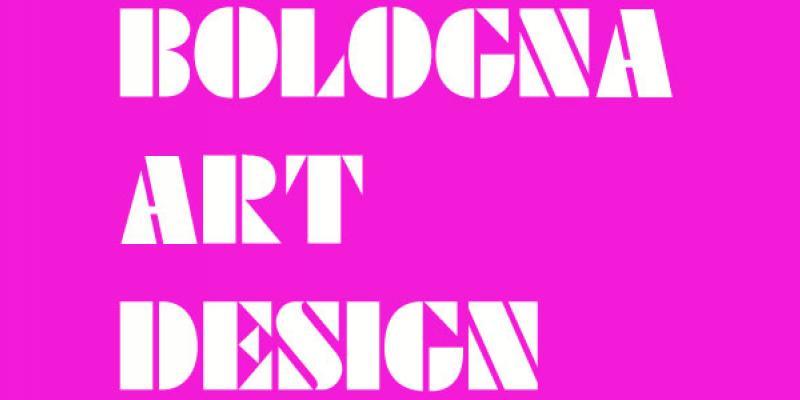 Inauguration of the Bologna Art Design Exhibition by Dr. Francesca Bogliolo
